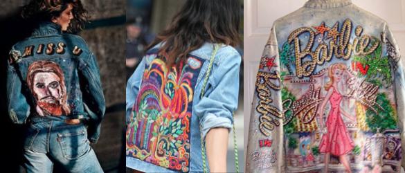 Lookbook denim jacket