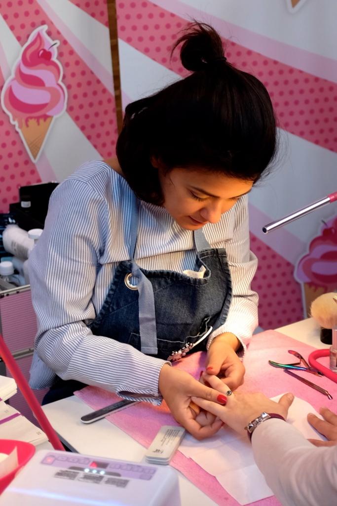 nail bar fashion flea market 2016