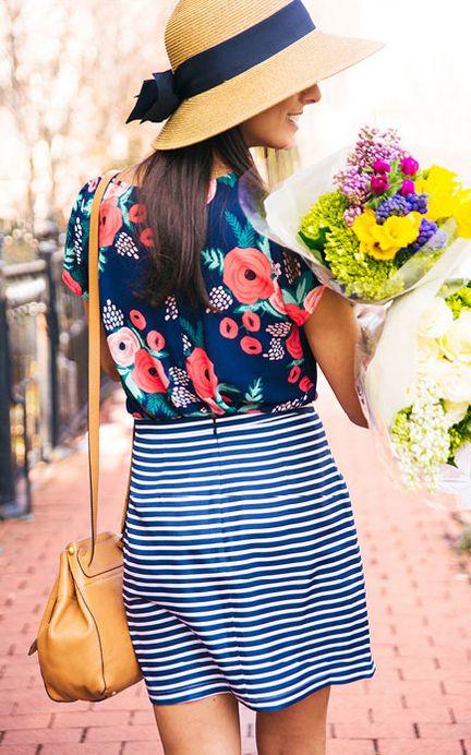 flower attitude