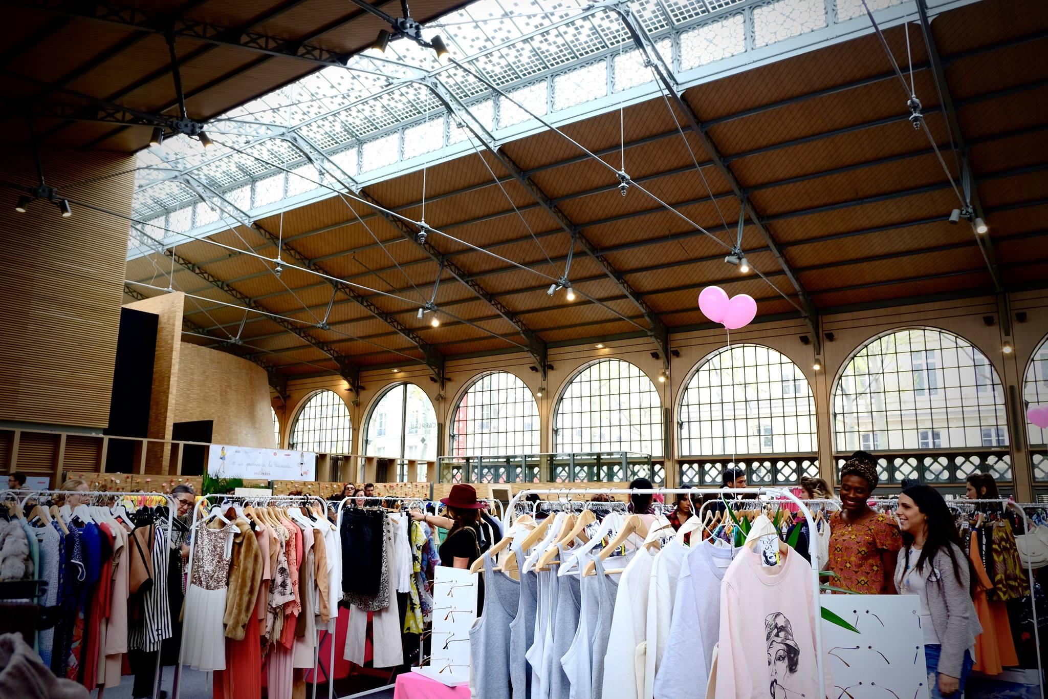 Fashion Flea Market Carreau du Temple