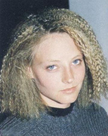 cheveux gaufrés 90's