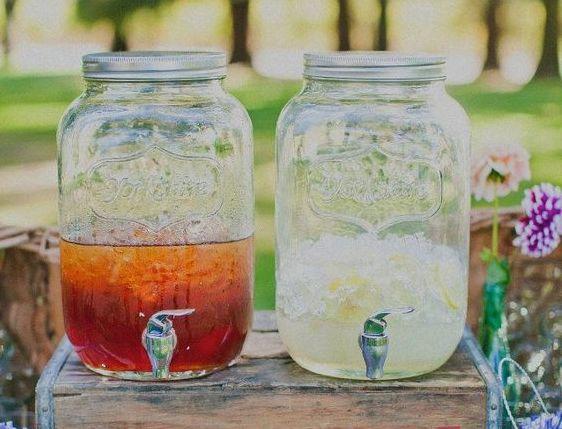 eau en jar