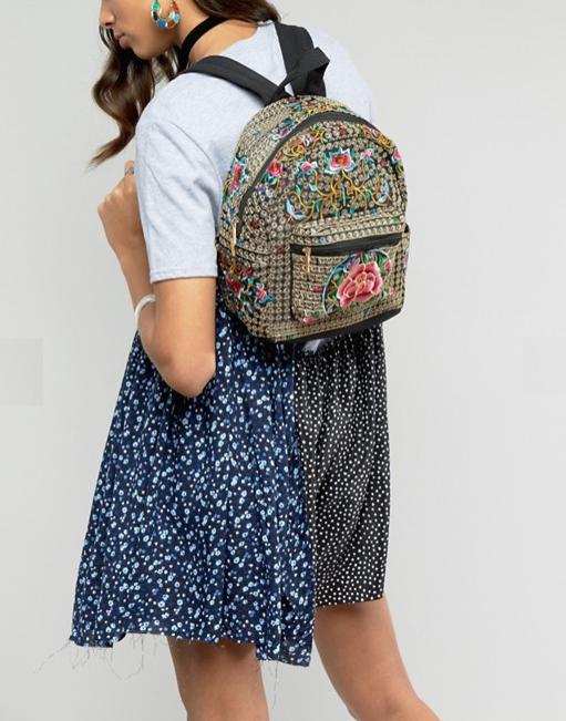 sac à dos reclaimed vintage
