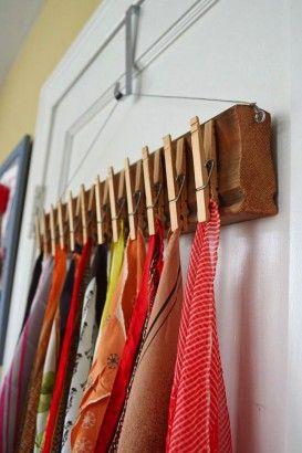 ranger dressing foulards et écharpes