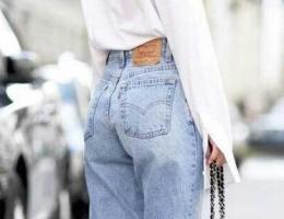 comment porter le jean mom