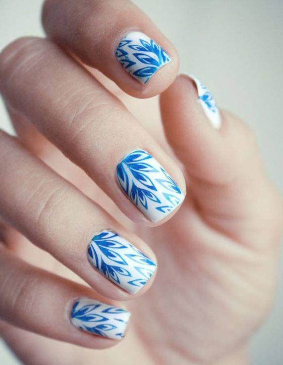 idée nail art