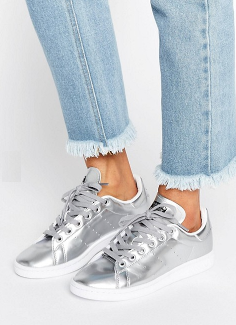 stan smith originale silver