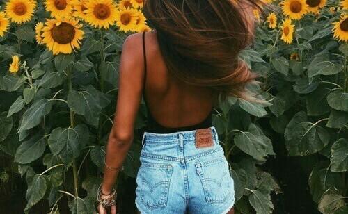 shorts pour l'été