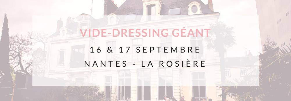 vide-dressing géant Nantes - La Rosière