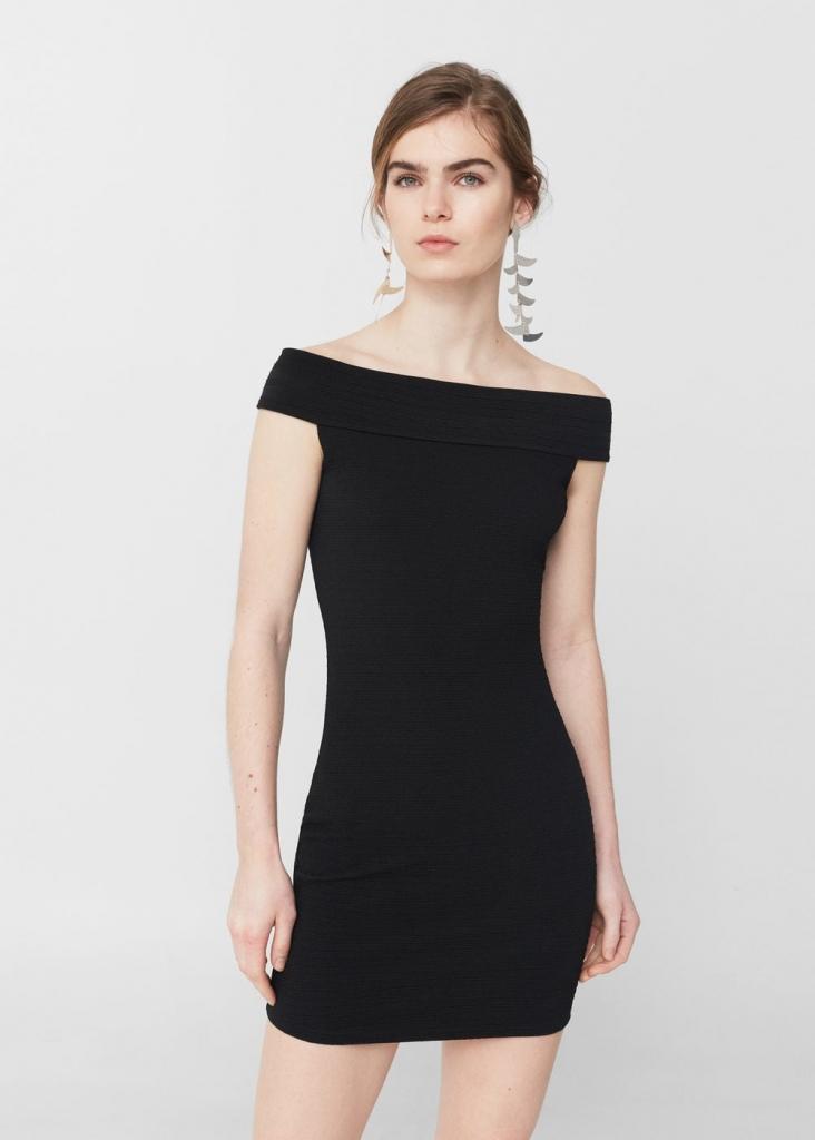 485bab29125 20 petites robes noires en solde pour être au top de jour comme de ...