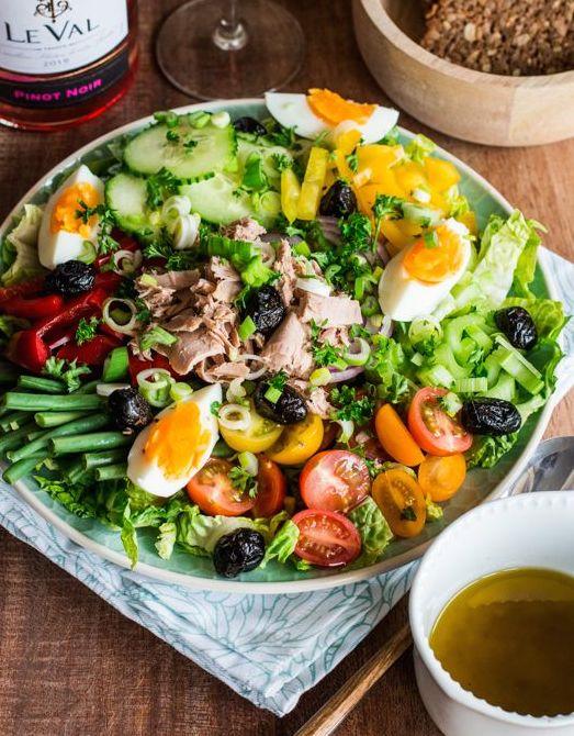 salades originales été