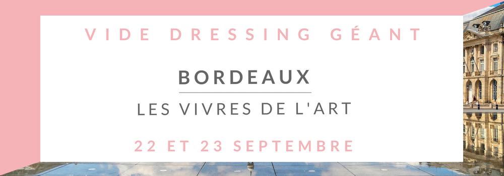 vide-dressing violette sauvage Bordeaux