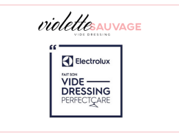 electrolux violette sauvage